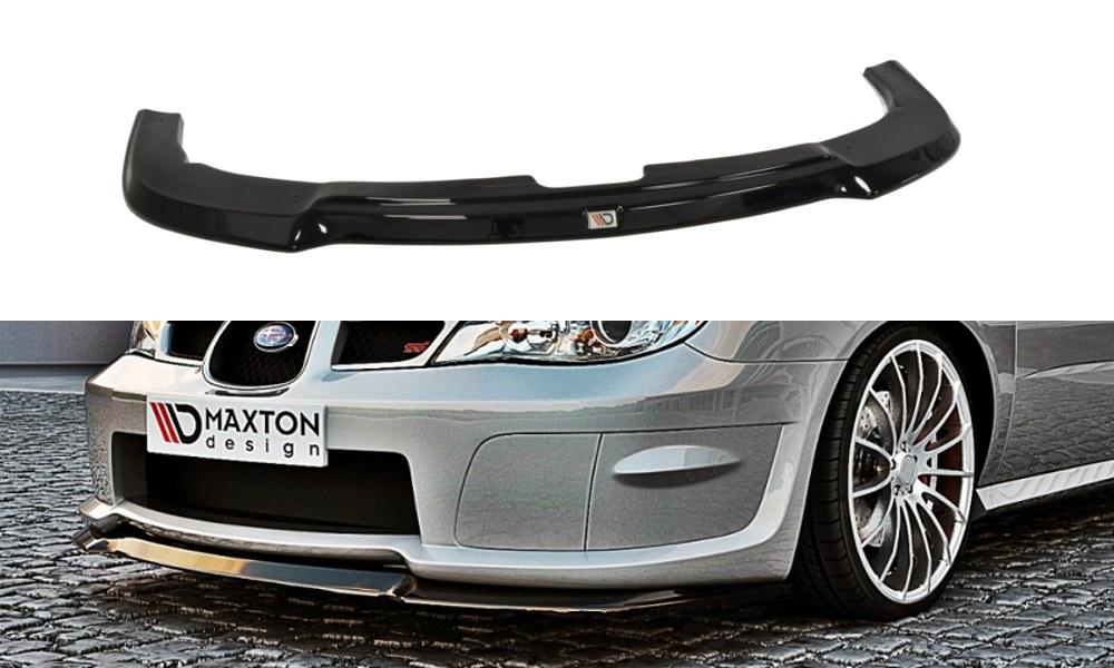 Splitter Przedni Subaru Impreza MK2 WRX STI (hawkeye) - GRUBYGARAGE - Sklep Tuningowy